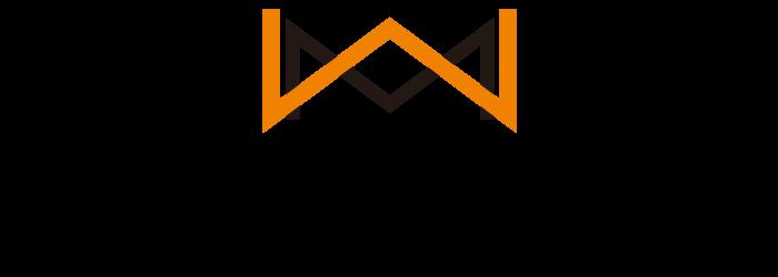Art supplies macro wave logo