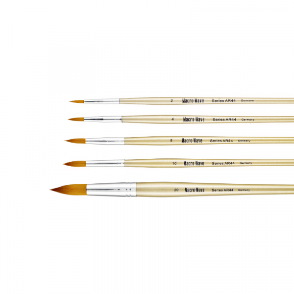 Art Supplies Watercolor brushes